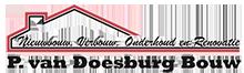 P. van Doesburg Bouw Logo
